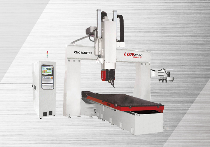 LD-1224 Five-axis machining center