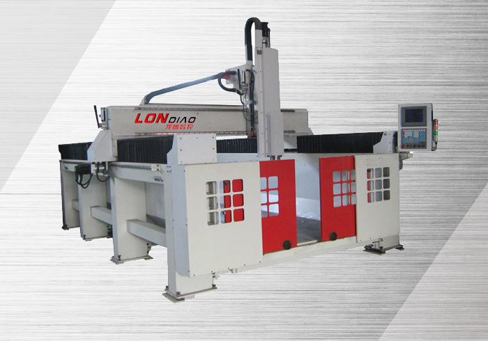 LD-2040 Five-axis machining center